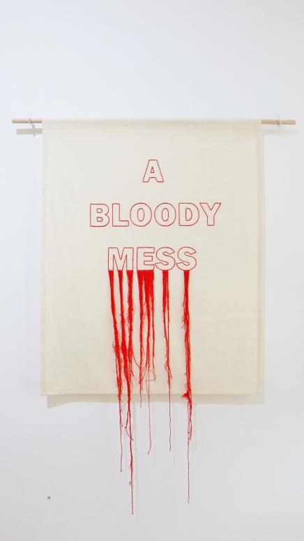 35 Bloody mess