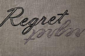 resized regret